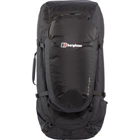 Berghaus Trailhead Trvavel 60+20 Sac à dos, black/black